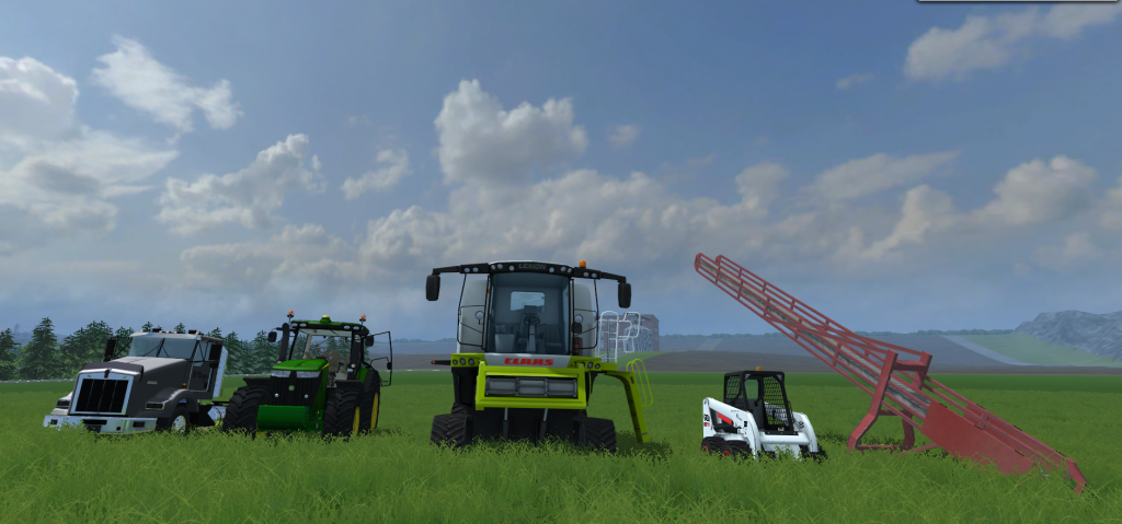 Top 5 Farming Simulator Mods