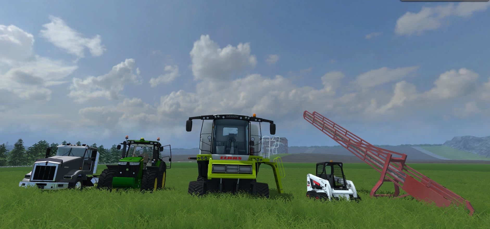 Top 5 Farming Simulator 2013 Mods - Iain Robson