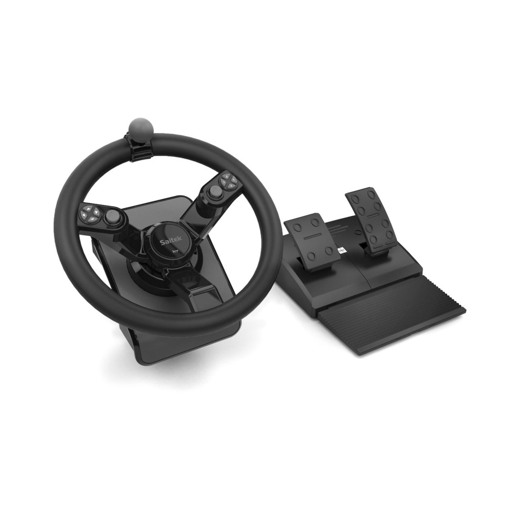 Farming simulator wheel and pedals